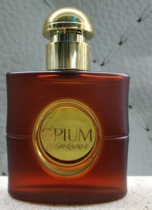 Opium ysl оригинал 30мл.
