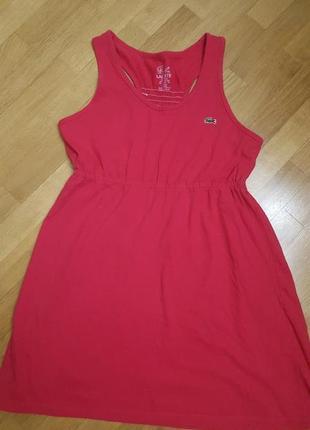 Туника платье lacoste