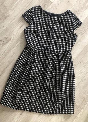 Красива сукня, актуальний принт