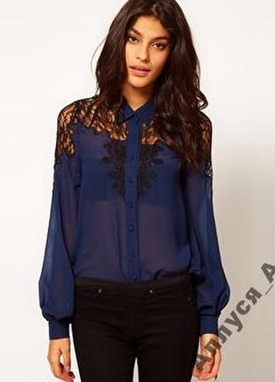 Фирменная блузка