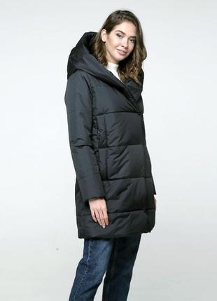 Скидка! женская зимняя куртка с капюшоном высокого качества