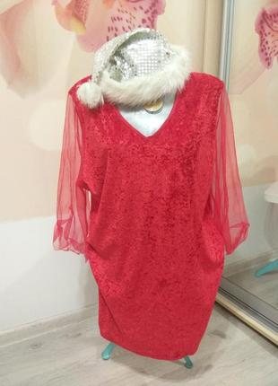 Наряд для праздника. платье новогоднее. карнавальный новогодний наряд.