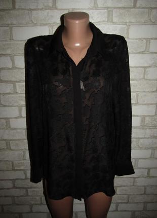 Красивая блуза р-р 12-л бренд h&m