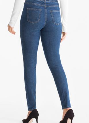 Джинсы на резинке, брюки