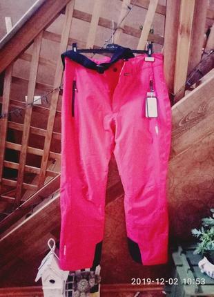 Лыжные, спортивные штаны. унисекс