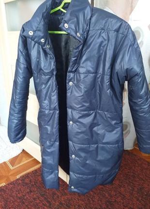 Куртка демісезон можна і зима тепла