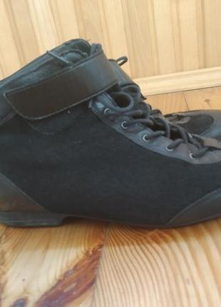 Кроссовки ботинки paul green кожа