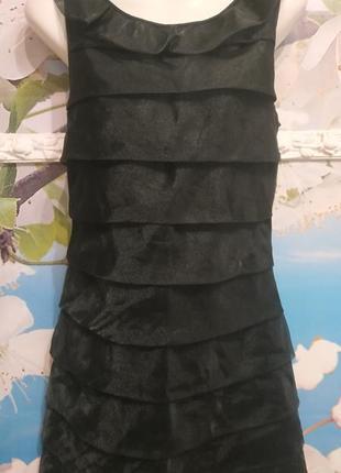 Чудесное платье натуральный шелк