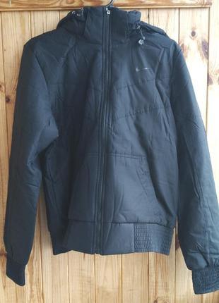 Стильная утепленная куртка nike thermore оригинал