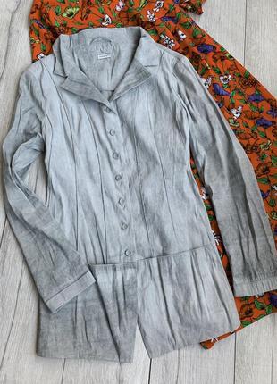 Annette gortz пиджак,кофта лляна