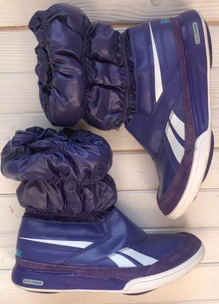 Сапоги ботинки reebok easytone размер 39