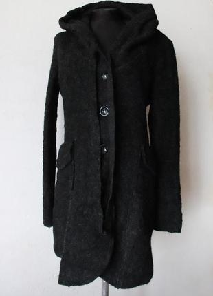 Пальто валяная шерсть please