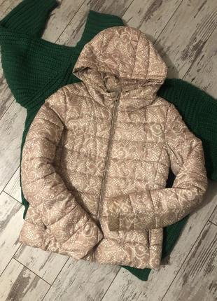 Зимняя куртка {очень теплая}