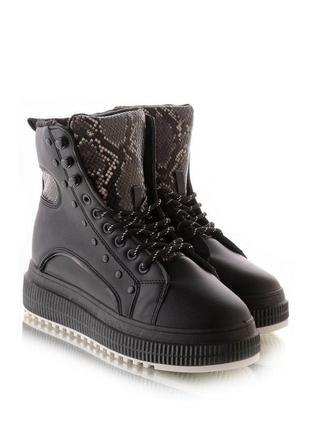 Стильные зимние ботинки ❄️