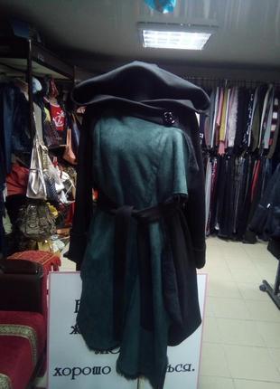 Очень крутое пальто от rima dona!  амазонка!