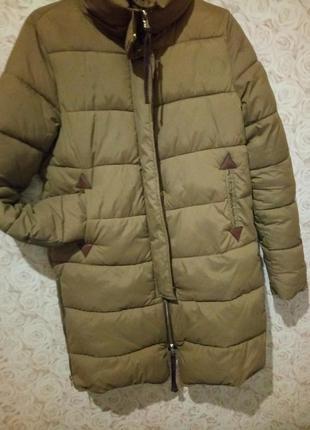 Куртка,пуховик зимняя
