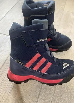 Чобітки для дівчинки adidas