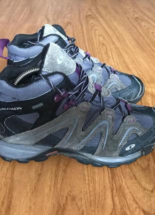 Жіночі черевики (женские ботинки) salomon vega mid gtx
