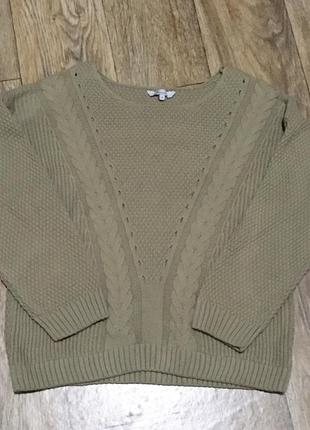 Женский свитер. оверсайз. бренд peacocks. размер м. киев