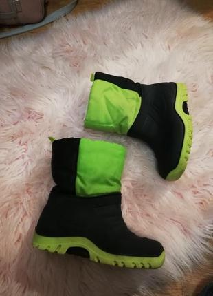 Ботинки детские зимние ботинки валенки