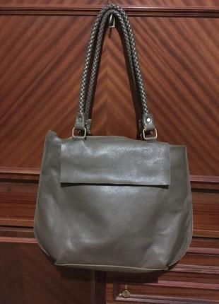 Женская сумка. коричневого цвета. киев