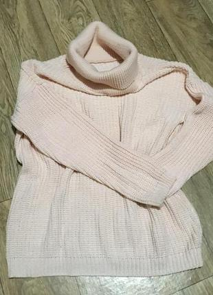Женский свитер. оверсайз. размер s-m-l. киев