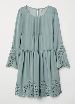 Новое платье h&m. размер 44 (l)