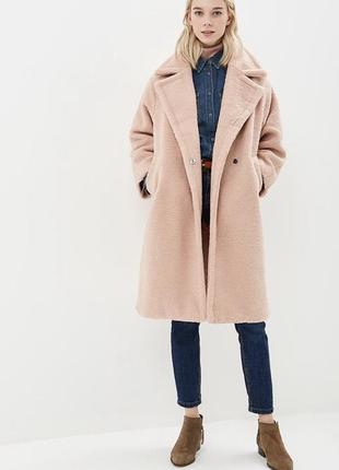 Пальто - плюшевое