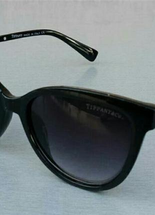 Tiffany & co очки женские солнцезащитные черные
