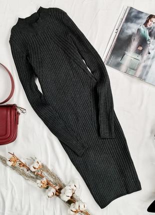 Демисезонное платье базового цвета  dr1949035  new look
