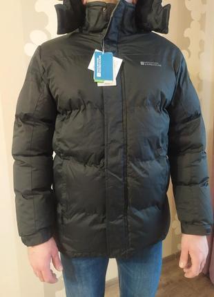 Mountain warehouse куртка зимова  м 48-50