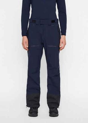 Классные лыжные штаны  от icepeak 152 см