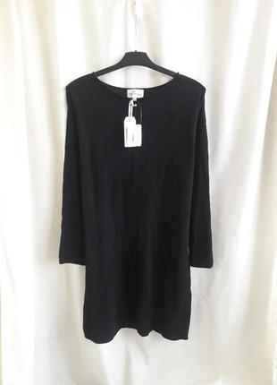 Кашемировое платье-туника