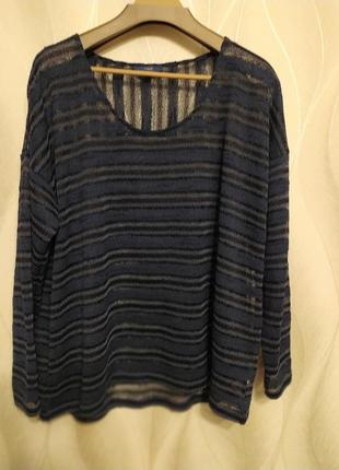 Красивый свитер р 22