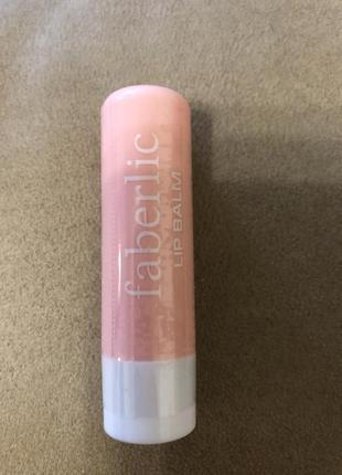 Оттеночный бальзам с эффектом объёма, тон 44120 нежно-розовый от faberlic