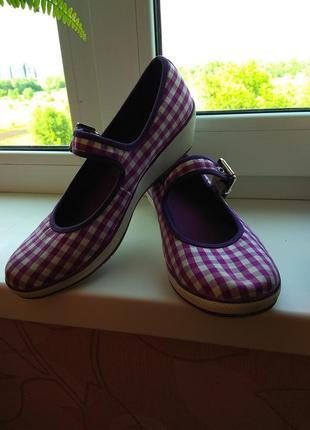 Красивые летние туфельки graceland
