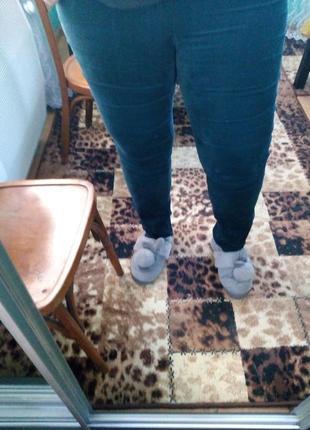Бархатні штани