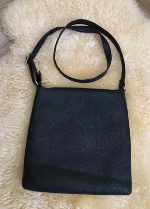 Кожана сумка