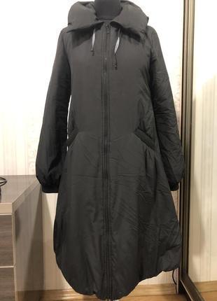 Пальто на синтепон от известного бренда