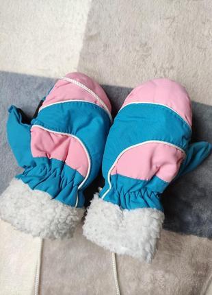 Рукавички, варежки, рукавиці, рукавиці водовідштовхуючі, перчатки