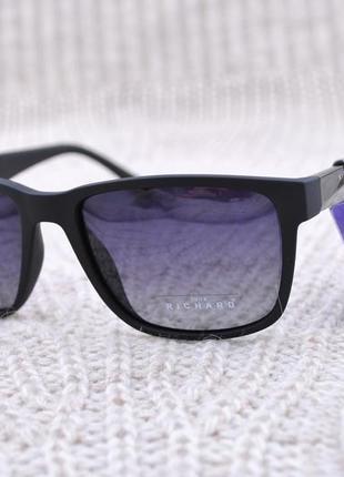 Фирменные солнцезащитные очки thom richard polarized wayfarer
