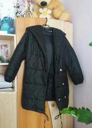 Очень теплая зимняя курточка!