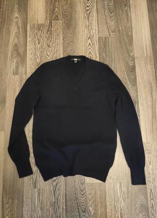 Джемпер пуловер кашемировый/кашемір
