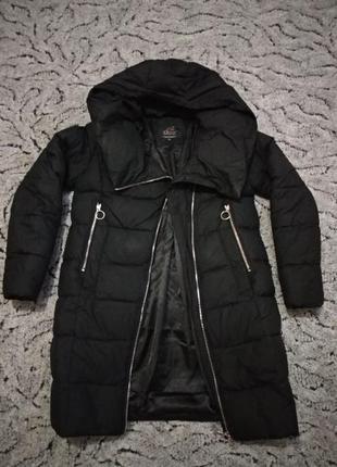 Пальто\куртка зимняя женская