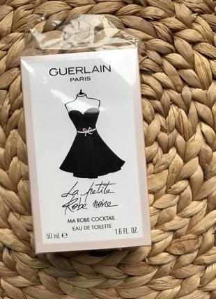 Духи guerlain la petite robe noire 50 мл