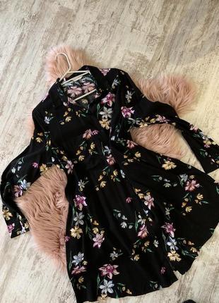 Платьице-рубашка