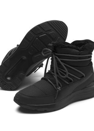 Зимние спортивные ботинки puma adela winter boot 38 р в наличии