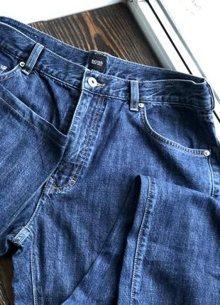Мужские джинсы, бренд hugo boss, 35/36