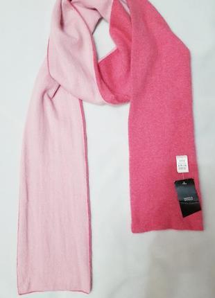 Marks&spencer шарф натуральный кашемир