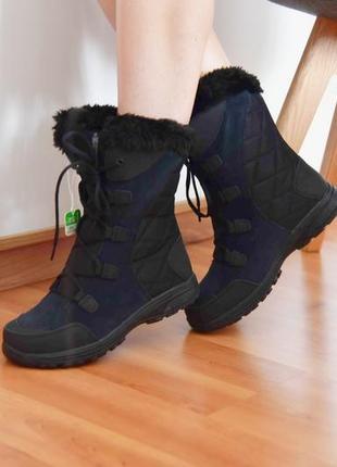 Columbia ice maiden жеские сапоги ботинки зимние унты угги